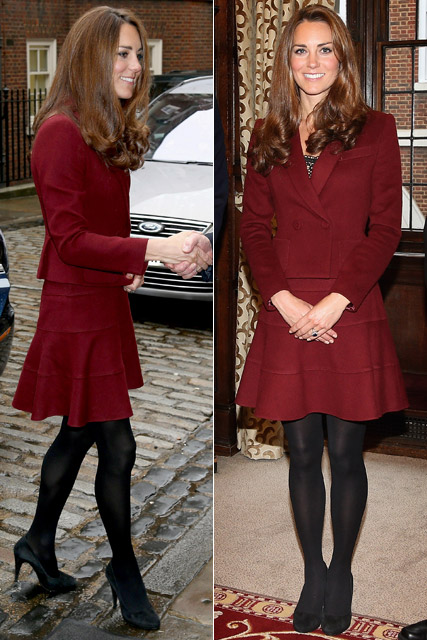 Prince William and Kate Middleton visit Middle Temple