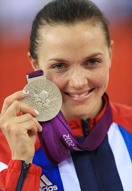 victoria pendleton, london 2012 olympics, olympic games 2012, silver medal, marie claire, marie claire uk