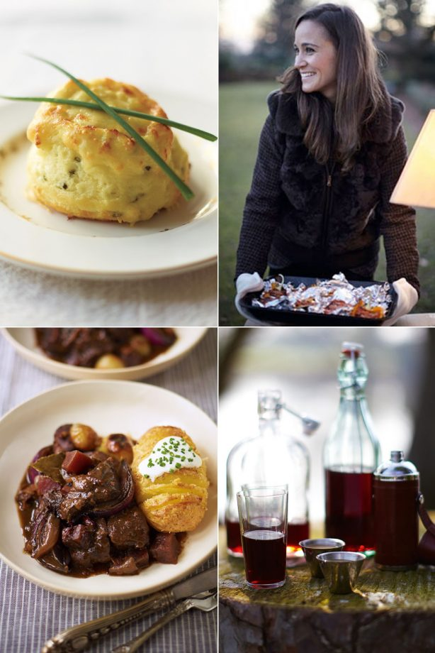 Pippa Middleton Celebrate recipes