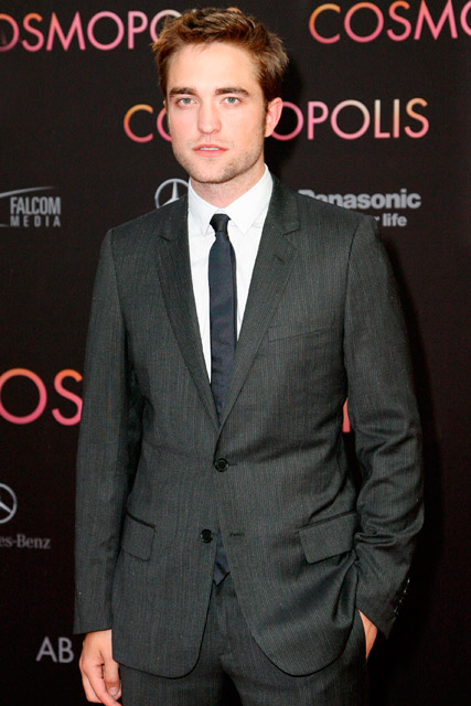 Who will play Christian Grey in the Fifty Shades of Grey movie?