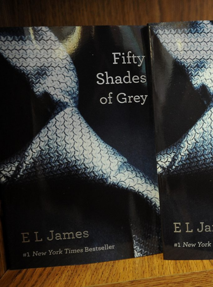 Fifty Shades of Grey books