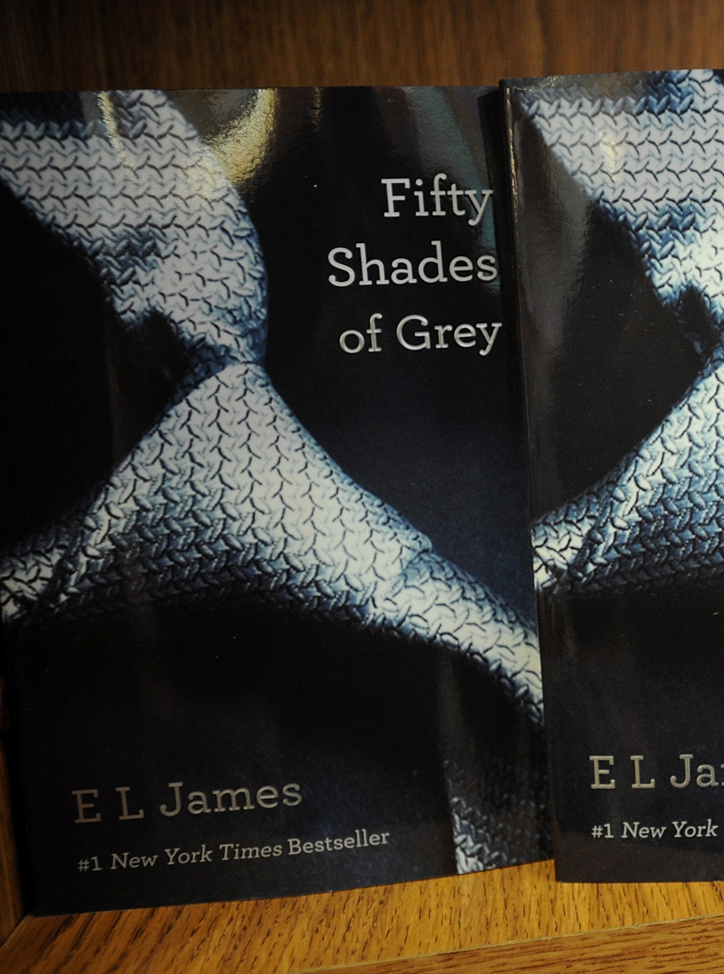 Fifty shades of grey nominated for national book award for Fifty shades of grey part two