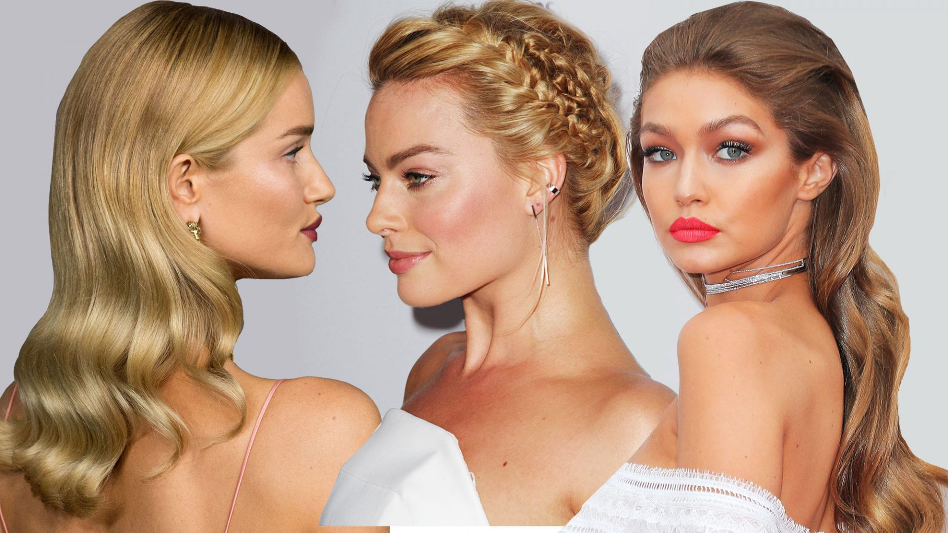 party hairstyles: celebrity looks that'll inspire you to pop the