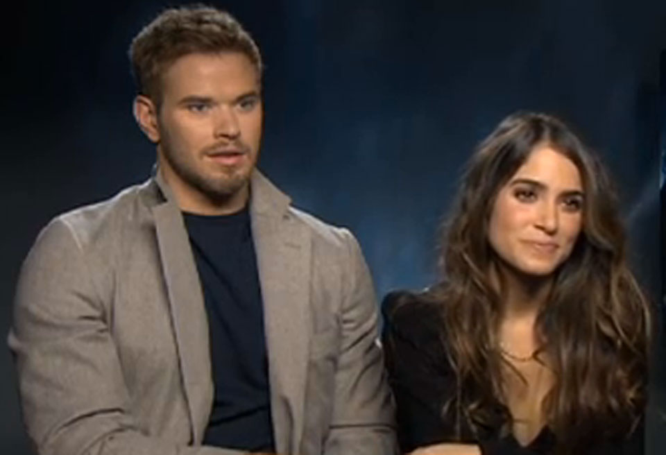 Twilight's Nikki Reed: There was a weird lack of emotion ...