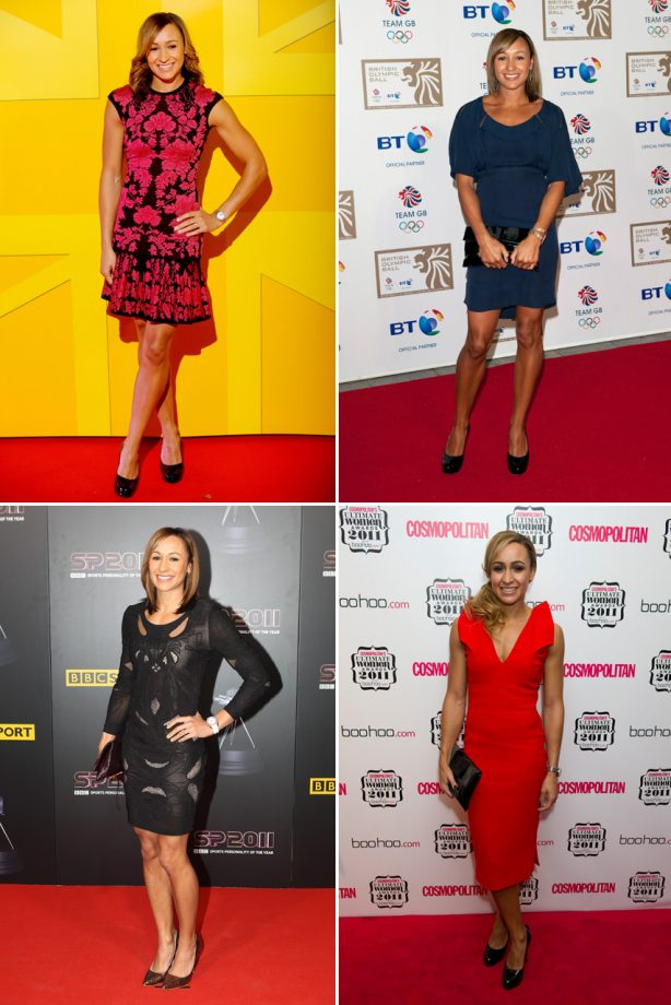Jessica Ennis  - Style Highs and Lows - Marie Claire - Marie Claire UK
