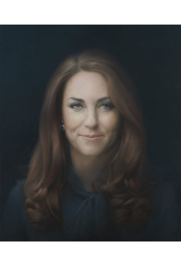 The Duchess of Cambridge by Paul Emsley Garticle