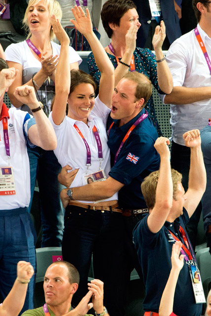 Kate Middleton 'not interested' in Prince William at ...