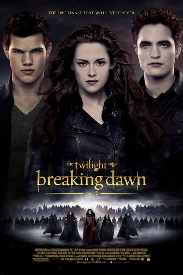 Twilight Breaking Dawn Part 2