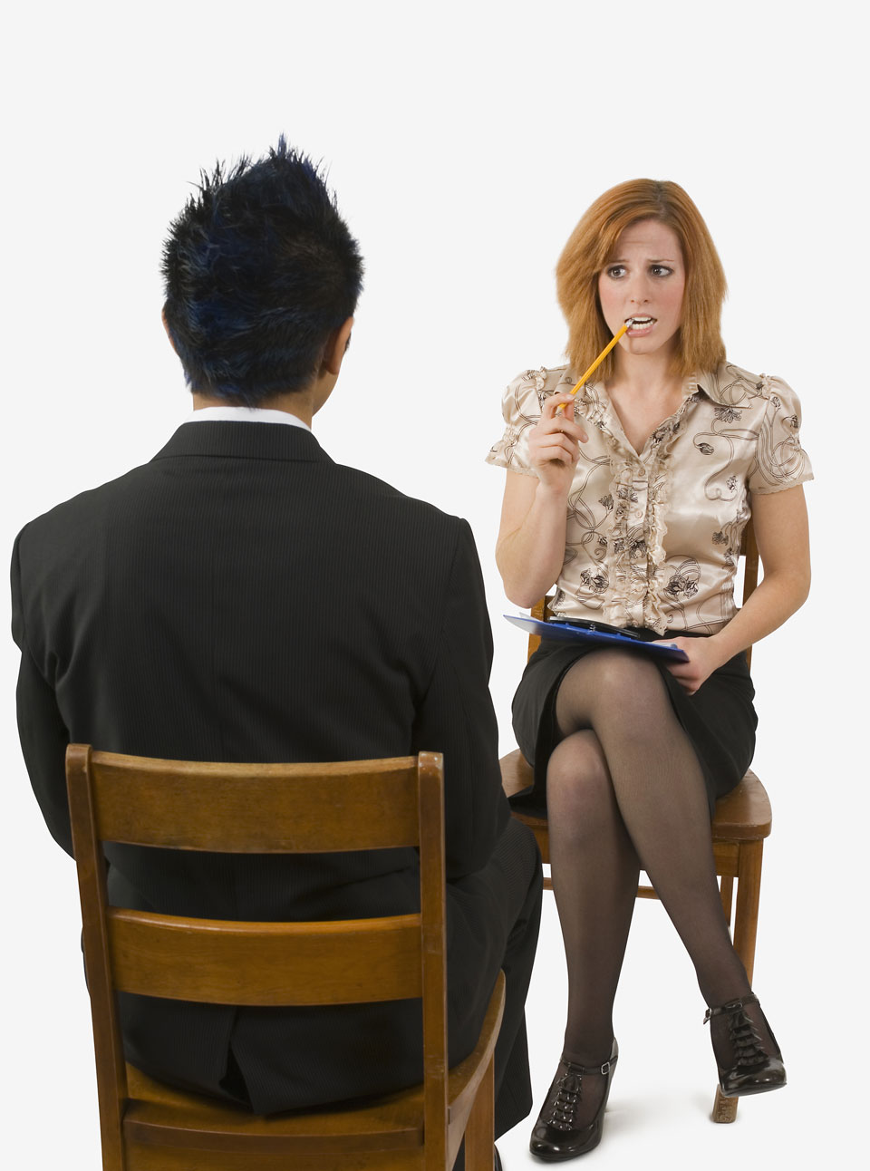 Women S Performance In Job Interviews Found To Be Affected