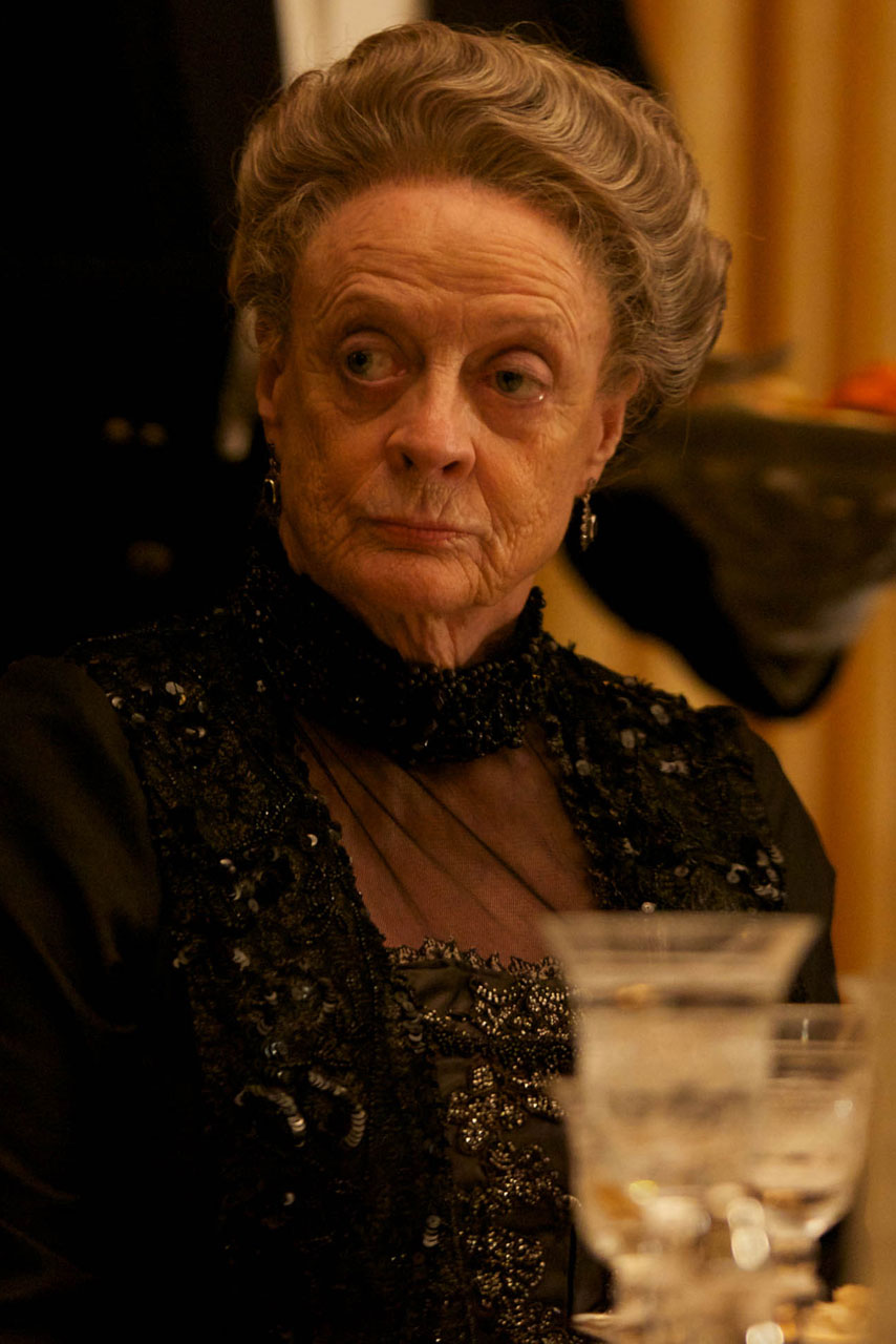Downton Abbey's Dame Maggie Smith reveals she's never watched an episode of the show