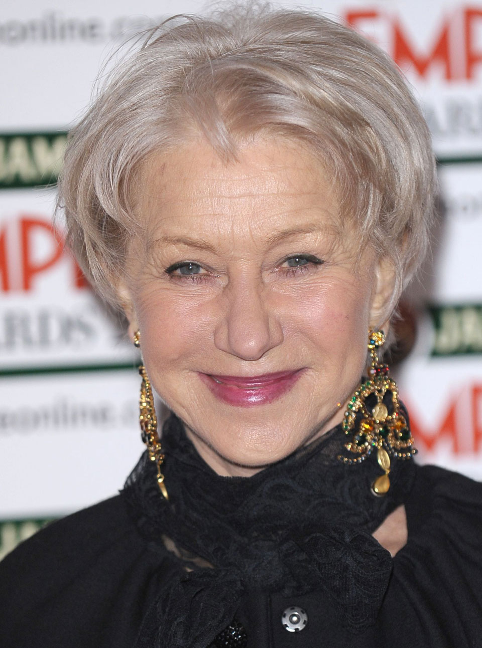 Helen Mirren Criticises Sam Mendes For His All-male Inspiration List At Empire Awards