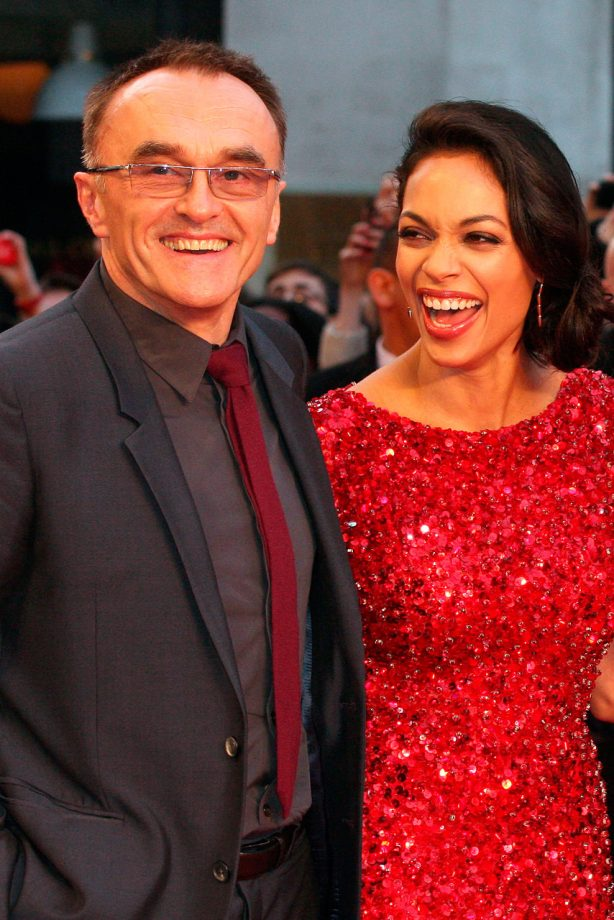 Rosario dawson dating danny boyle