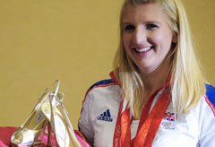 Marie Claire World News: Rebecca Adlington