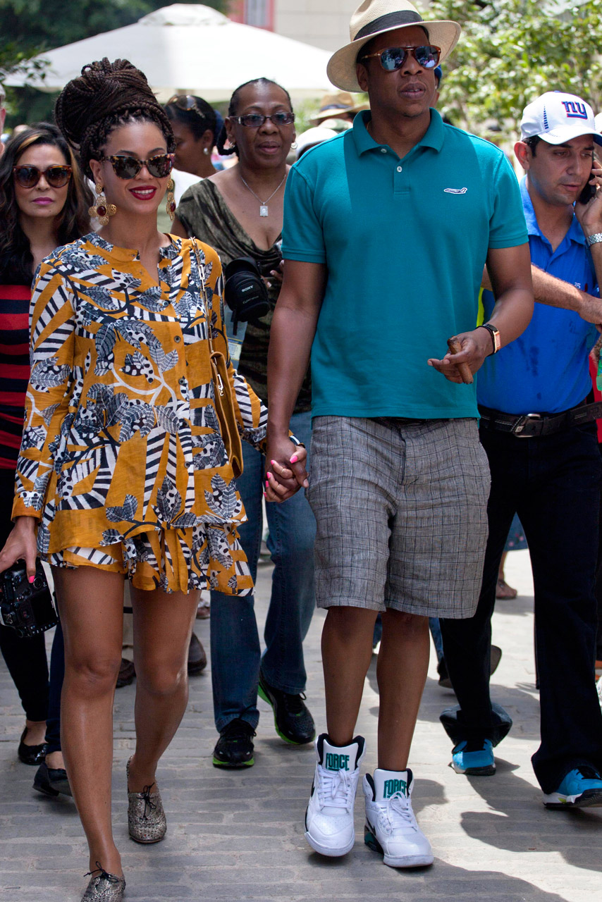 Beyonce And Jay-Z's Cuba Trip Is Investigated By US Congress