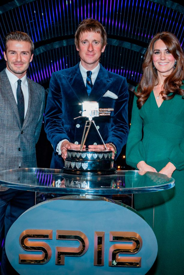 Kate Middleton - BBC Sports Personality of the Year Awards