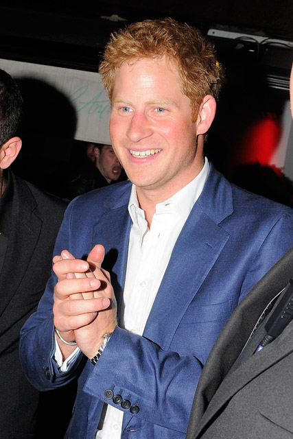 Prince Harry - Marie Claire - Marie Claire UK