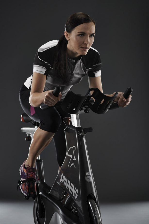 Victoria Pendleton on how to get fit fast