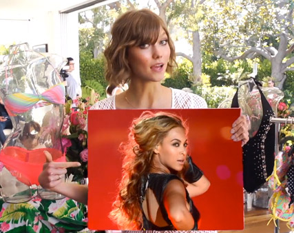 Victoria's Secret reveal What's Sexy? list for 2013