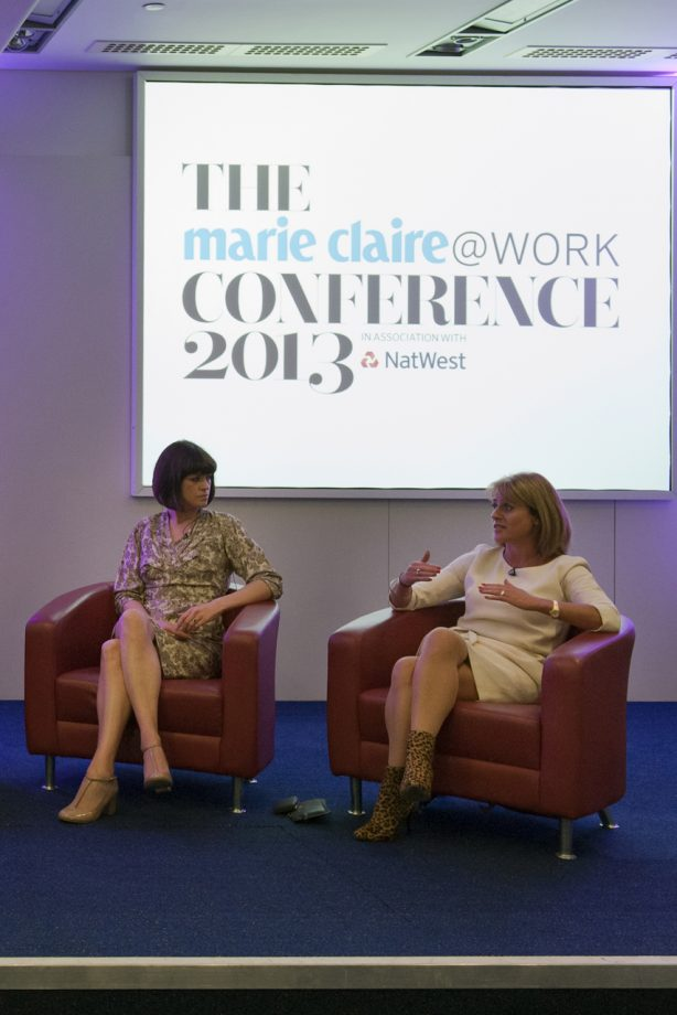 marie claire @work event