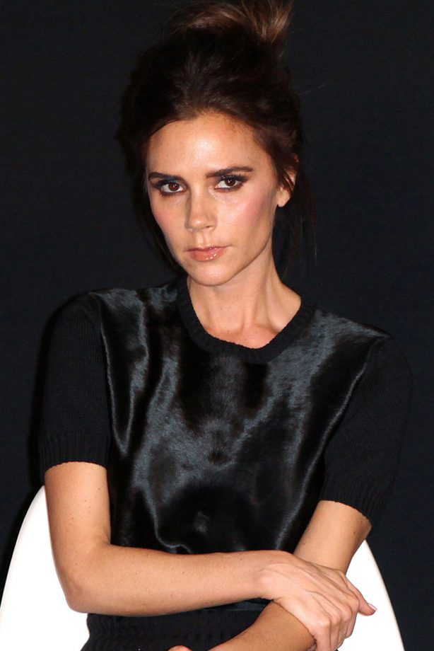 Victoria Beckham's Fashion Week weight loss down to