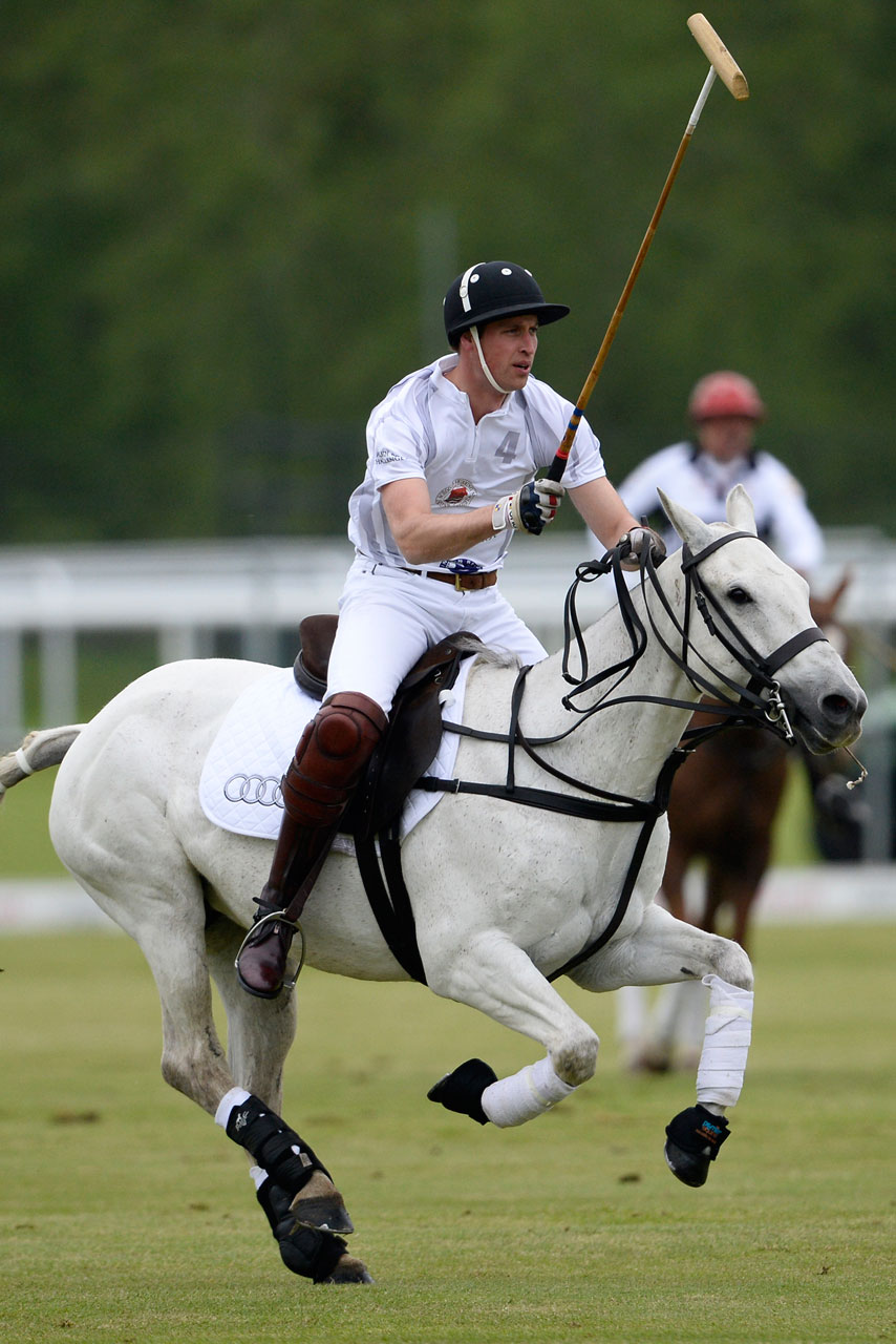 Kate Middleton Misses Out On Prince William S Annual Polo