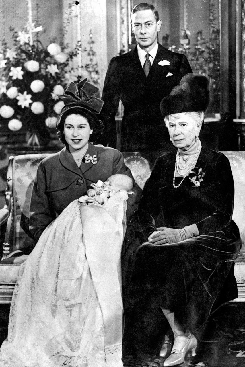 Royal Babies: A Fascinating History By Numbers