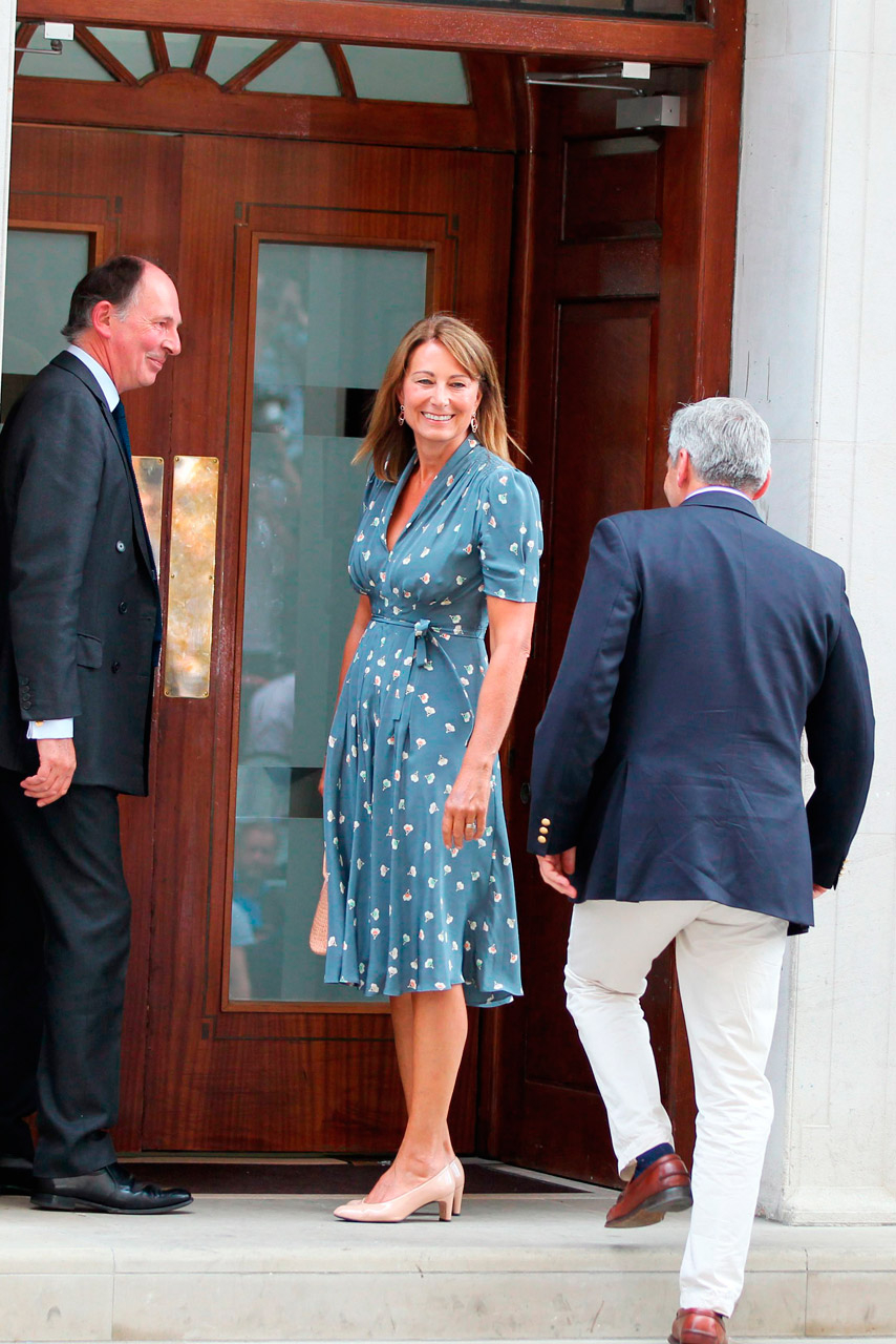 Royal Baby Announcement: In Pictures