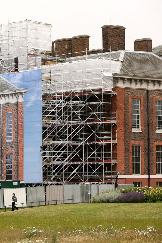 Kensington Palace renovations for Kate Middleton and baby
