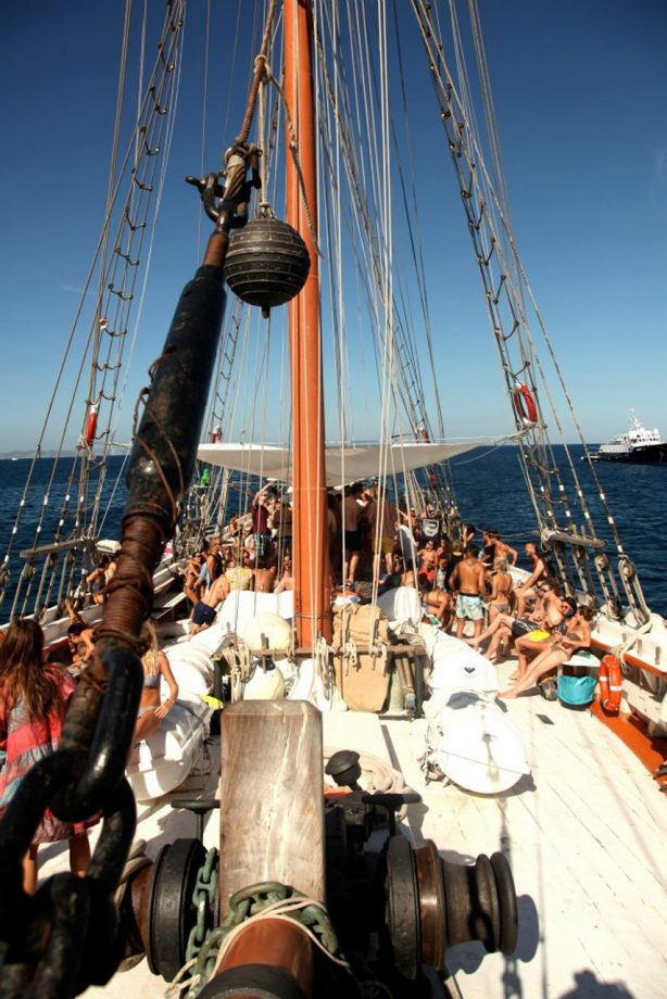 Ibiza 2013 - Krankbrother boat party