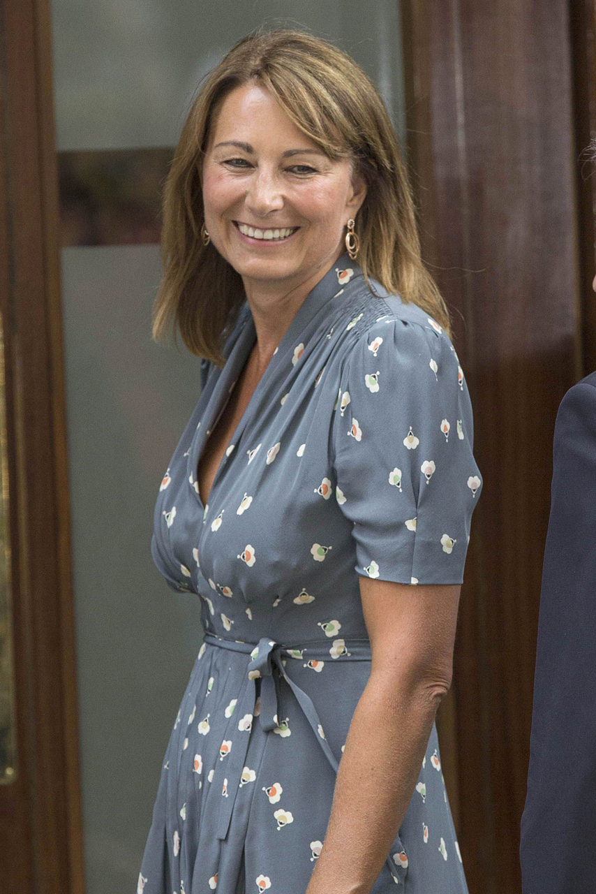 Kate Middleton S Mum Carole Continues Nanny Role In Wales