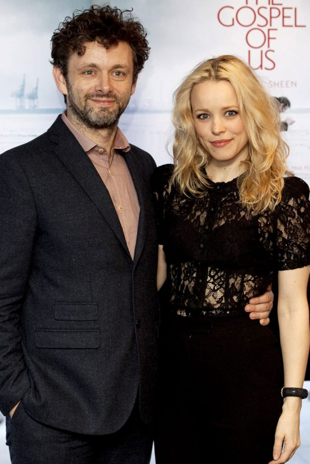 Twilight Star Michael Sheen Opens Up About Rachel McAdams ... |Rachel Mcadams Michael Sheen