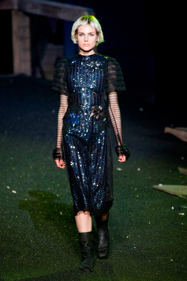 Marc Jacobs SS14 at New York Fashion Week 2013