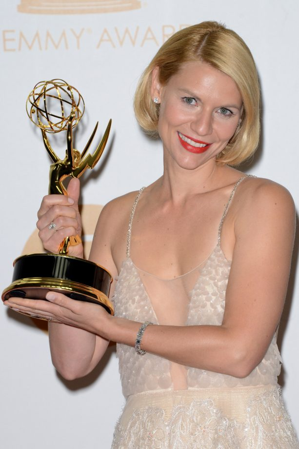 Claire Danes - Homeland - Emmy Awards - Marie Claire - Marie Claire UK
