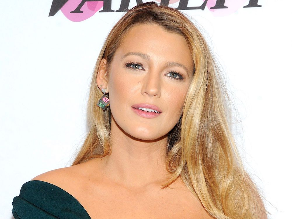 Delightful Hairstyles For Oval Faces Blake Lively