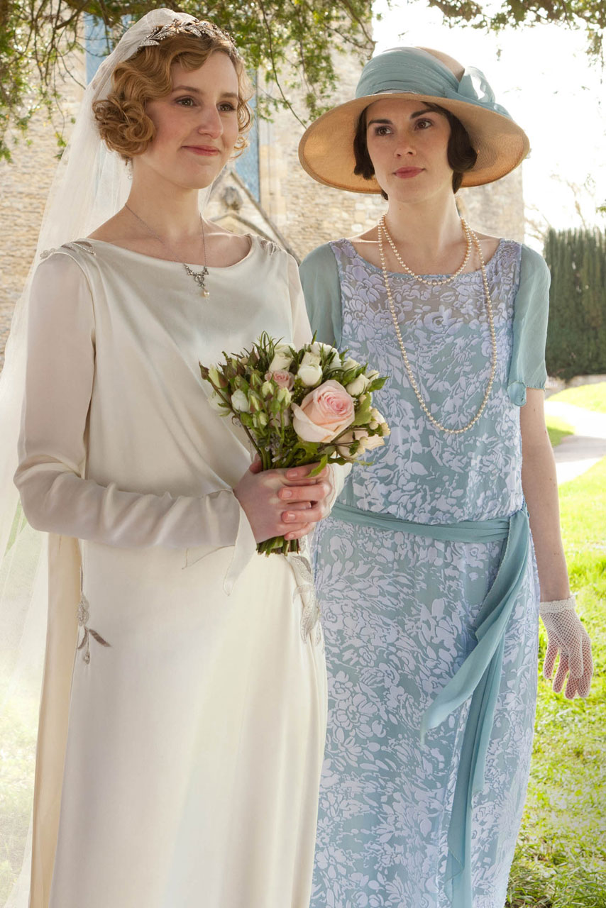 Forget Fifty Shades Of Grey Now Downton Abbey Produces