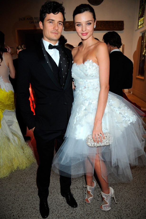 Miranda Kerr And Orlando Bloom Its All Over