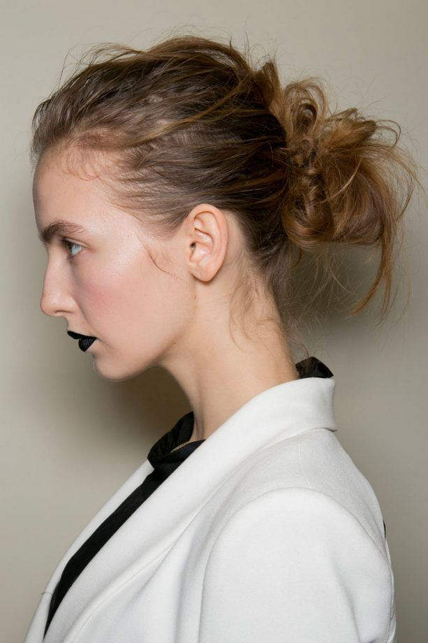 Hair trends: Moschino