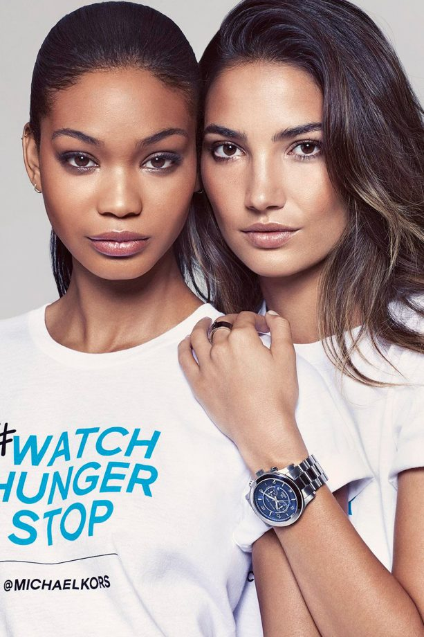 Michael Kors' World Hunger Day campaign
