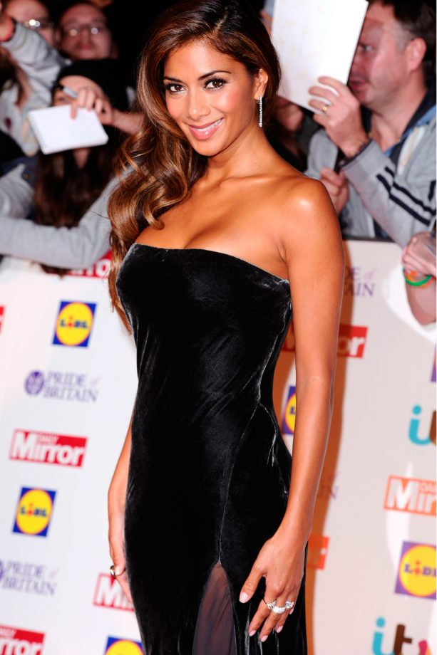 Nicole Scherzinger at the Pride Of Britain Awards