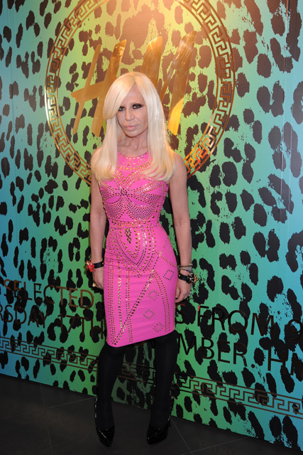 Versace for H&M, Versace, H&M, Versace and H&M, Donatella Versace
