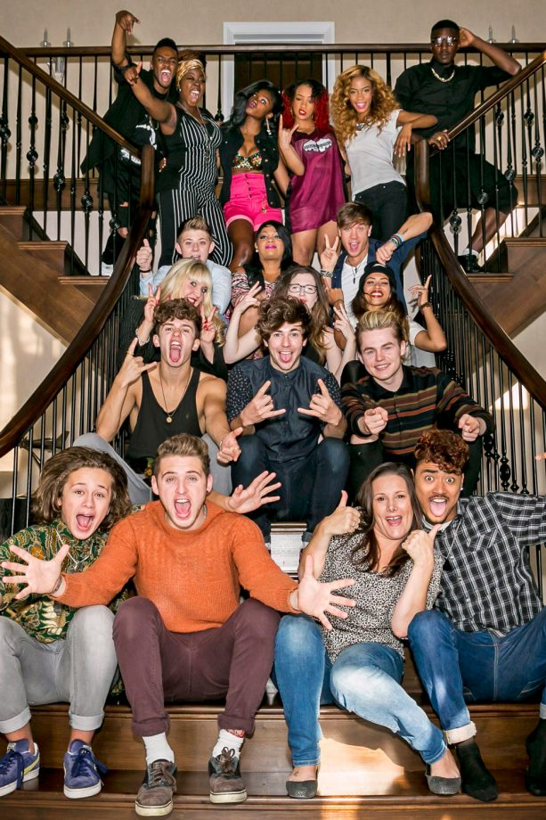 The X Factor final 12 are unveiled at judges' houses