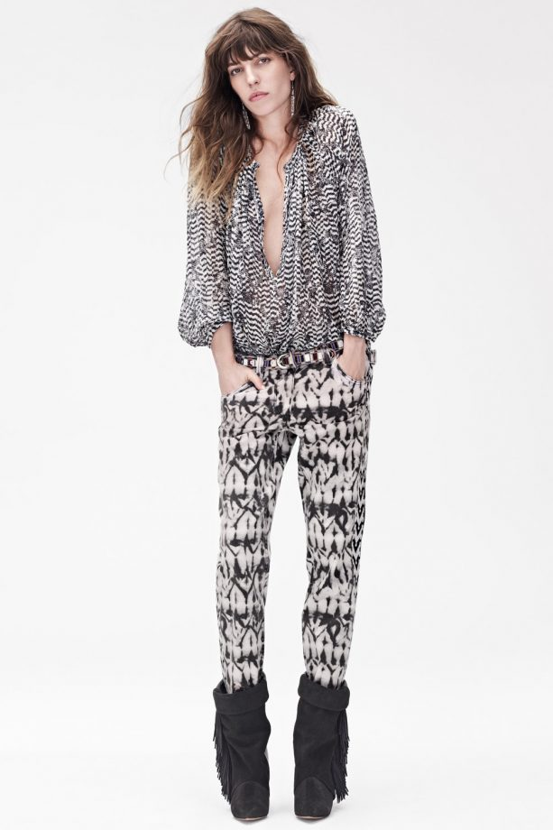 Isabel Marant's collection for H&M