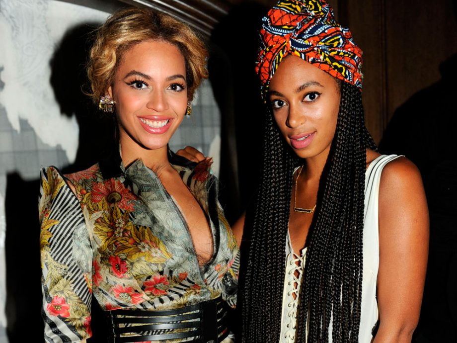 Beyonce and Solange Knowles just broke a world rec