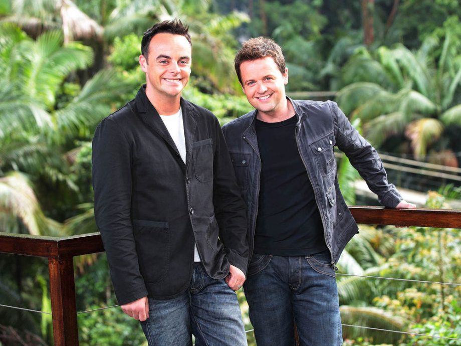 Ant and Dec host I'm A Celebrity 2013