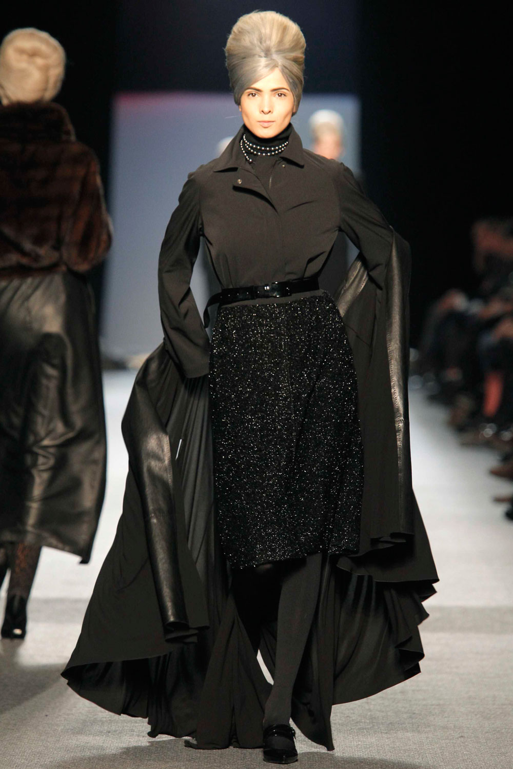 This season s hottest hair trend why we re all dyeing to go grey - Age de jean paul gaultier ...