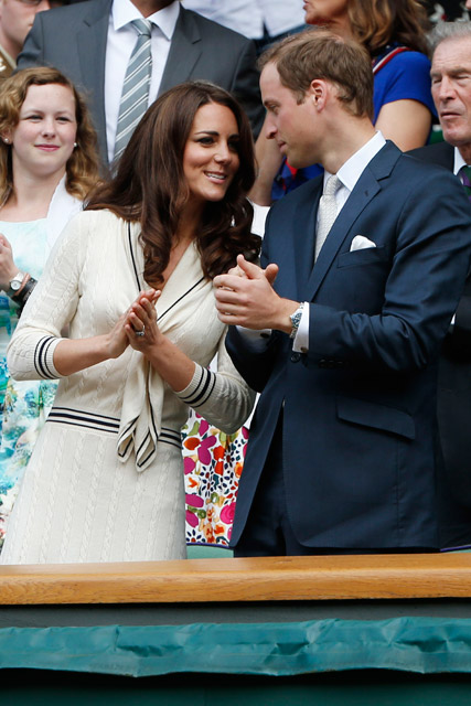 Kate Middleton and Prince William - Duke and Duchess of Cambridge - Marie Claire- Marie Claire UK