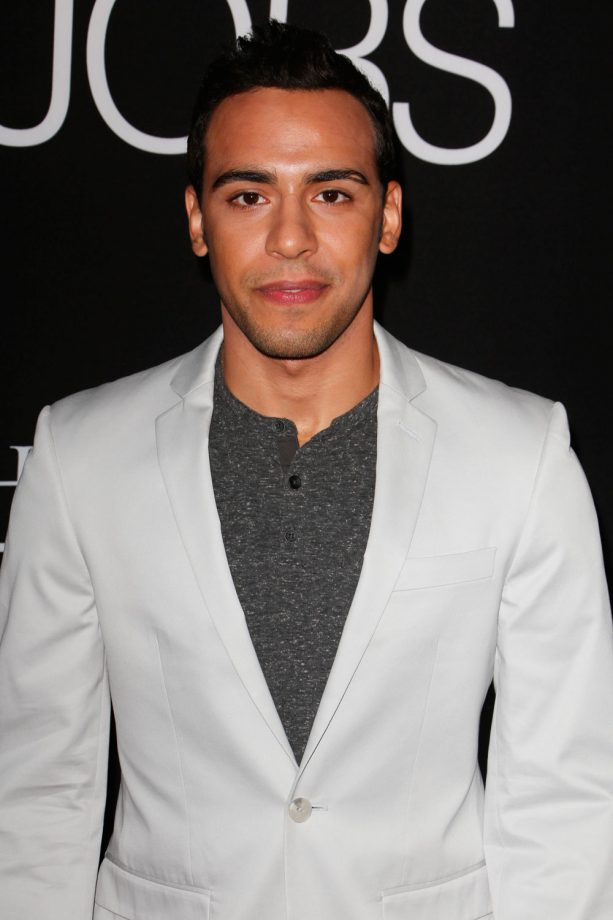 Victor Rasuk is cast in the 50 Shades Of Grey movie