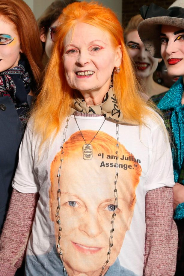 35b5c178ead Vivienne Westwood To Publish The Memoir We've All Been Waiting For