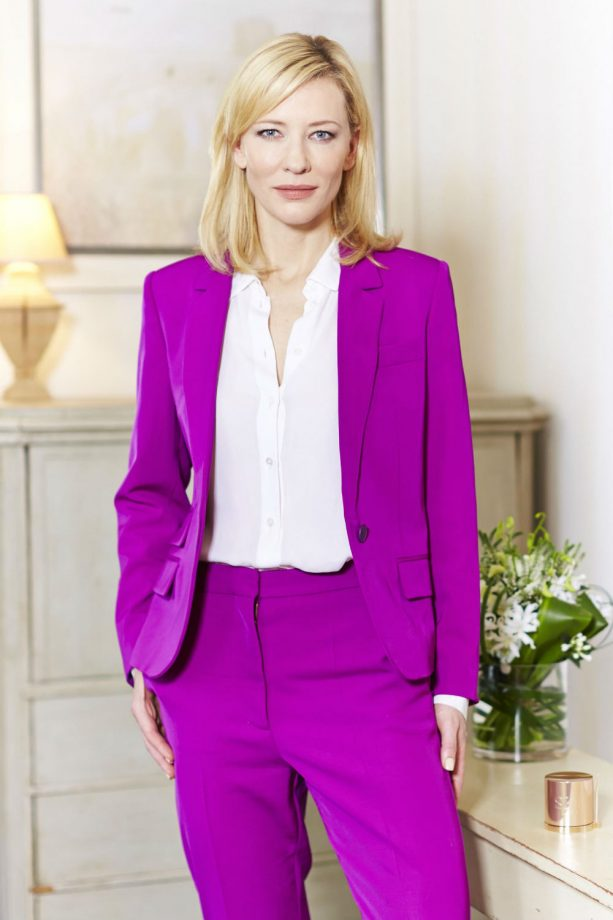 Cate Blanchett on beauty, fame and family