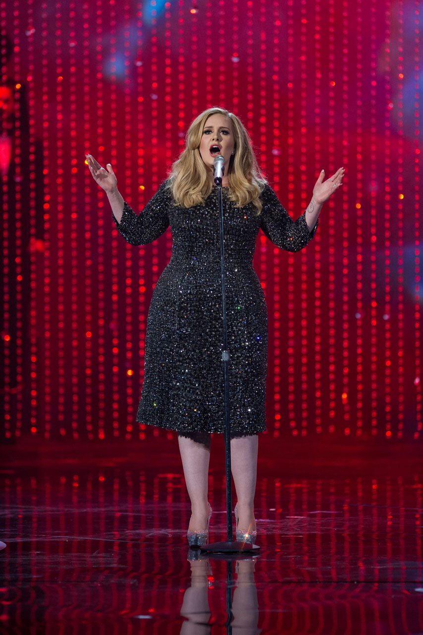 Adele Returns To Studio To Record Edgy' New Album With Top Producers